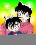 Wer ist in Conan (nicht Shinichi, nur Conan) verliebt?