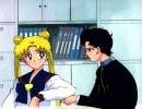 182. Was haben Bunny, Ray, Ami, Minako, Makoto und Setsuna alle in der Hand, als sie sich auf einem Spielplatz über Sailor Starlights unterhalten?