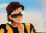 194. Die Geschichte der Sailor Krieger: Bunny wird auf dem Schuldach angegriffen und Seiya eilt ihr zu Hilfe. Für wen hält Bunny ihn zuerst?