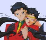 Spezial: Wer hatte in der Staffel mit der Familie des schwarzen Mondes, als die Senshis in die Zukunft reisten, die gleiche Synchronstimme wie Seiya?