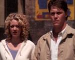 Was passiert mit Leo bei dem Versuch, eine junge Frau vor den bösen Wächtern der Dunkelheit zu schützen?