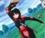 Und wie heißt Sangos Waffe auf Japanisch?