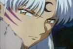 Fangen wir- wie versprochen- leicht an: Welche Augenfarbe hat Sesshomaru?
