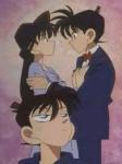 Zum Einstieg mal was leichtes: Wer ist alles in Conan/Shinichi verliebt?