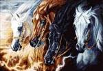 Wenn du ein Pferd haben könntest, wie sähe es aus?