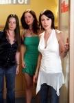 """Rose spielt in der Serie """"Charmed"""" die Rolle der..."""