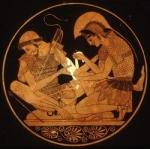 Wie heißt der beste Freund von Achilleus?