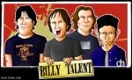 Welchen Preis haben Billy Talent 2003 neben dem Preis für die beste Single bekommen?