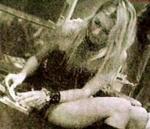 Im September 2005 kam das Model in die Schlagzeilen, als sie beim...gefilmt wurde!
