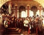 Wer gilt als der Gründervater des deutsches Reiches?