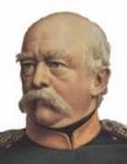 Wie heißen die beiden Synonyme, die Bismarcks Innenpolitik treffend beschreiben?