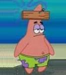 Jetzt die schwerste Frage: In welcher Folge hat Patrick ein Brett an den Kopf genagelt?