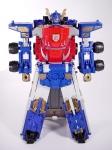 Optimus Prime und sein Anhänger ergeben.....