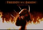 """Was machen in dem Film """"Freddy vs. Jason"""" die beiden im Maisfeld?"""