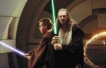 Qui Gon Jinn hat Obi-Wan sofort zu seinem Schüler ernannt.