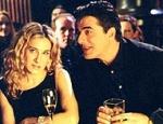 Wegen welcher sehr überraschender Nachricht begann Carrie mitten im Restaurant zu weinen, und das in der Gegenwart von Mr.Big?