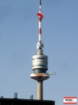 Warum wurde der Donauturm gebaut?