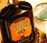 Welches Getränk ist Stroh 80?