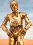 Wessen Stimme wird C-3PO zur Tarnung einprogrammiert?