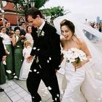 Tom Heiratete im Jahr 2001.