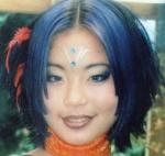 Seine hübsche Frau Tai-san?