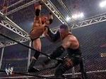Welches Handicap hatte der Undertaker in dem Hell in a Cell-Match gegen Brock Lesnar bei No Mercy 2002?