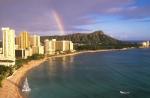 Wie heißt der bekannteste Stadtteil von Honolulu?