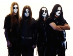 Black Metal Band Bilder