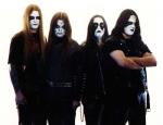 Welche schwedische Band ist abgebildet? (Tipp: Der Gitarrist ist zur Zeit einziges Mitglied von Abruptum!)