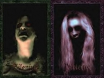 Eine Black Metal Band die sehr Tolkiens Werken verfallen ist und sogar Songs in der Sprache der Orks aufnimmt!