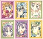 Bald ist Schluss! Dauert also nicht mehr lange. Wer spielt alles im Manga Kamikaze Kaito Jeanne mit?
