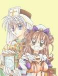 Es geht weiter! Welche Rollen spielen Marron und Chiaki in dem Manga Kamikaze Kaito Jeanne?