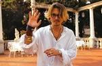 Welchen Beruf wollte Johnny Depp ürsprünglich ausüben?