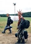 Als Einstieg eine leichte Frage: Wann ist Punk entstanden, d.h. wann kam der Ruf der Punkkultur erstmals an die Öffentlichkeit?
