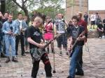 Was bedeutet Punk auf gut Deutsch?