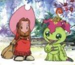 Welches Digimon-Girl bist du denn?