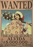 RuffyXAlvida: Was sagt Alvida zu Ruffy in der japanischen Folge 52(übersetzt)