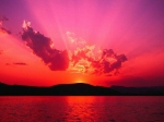 Die drei Flammen heißen Aries, Sagittarius und Leo