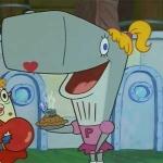 Und nun die letzte Frage! Mit wem geht Spongebob mal zum Abschlussball?