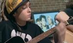 Hier die letzte Frage: Wie alt war Tom, als er anfing Gitarre zu spielen?