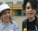 Welche Schuhgröße haben alle 4 Tokio Hotel Boys?