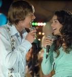 Welches Lied singen die beiden beim Recall