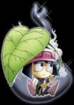 Kororo ist Run's Schutzgeist.