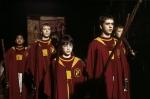 Hieß der Kapitän beim Gryffindor Quiddich Team Oliver Wood?