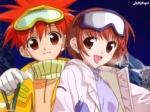 Mit welchen Mädchen ist Daisuke zusammen?