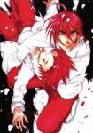 Warum verwandelt gerade Daisuke sich in Dark?