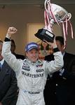 Und als Letztes: Bei welchem Team fährt Kimi im Jahr 2007?