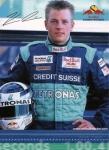 Wann und wo gab er sein Formel 1-Debüt?