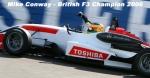 Wie heißt Kimi's Formel 3 Team?