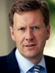 Welches Bundesland regiert der hier abgebildete Ministerpräsident Christian Wulff?
